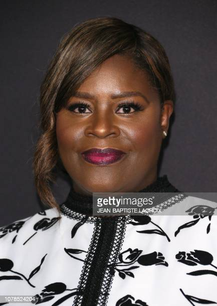 US actress Retta arrives for the Warner Bros and In Style 20th annual post Golden Globes party at the Oasis Courtyard of the Beverly Hilton hotel in...