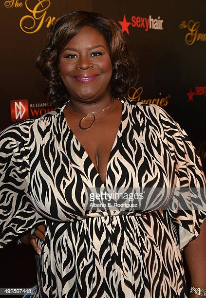 Actress Retta arrives to the 39th Gracie Awards Gala at The Beverly Hilton Hotel on May 20, 2014 in Beverly Hills, California.