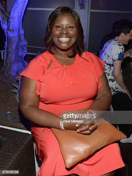 Actress Retta attends Entertainment Weekly's ComicCon Bash held at Float Hard Rock Hotel San Diego on July 23 2016 in San Diego California sponsored...