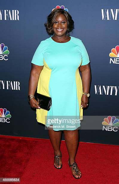 Actress Retta attends NBC Vanity Fair's 20142015 TV Season Event at HYDE Sunset Kitchen Cocktails on September 16 2014 in West Hollywood California