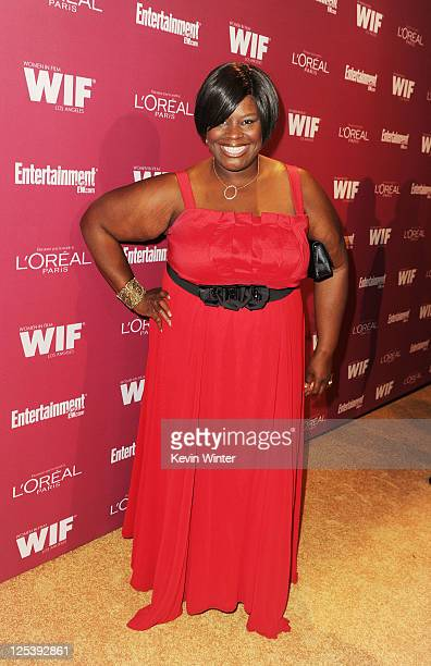 Actress Retta attends The 2011 Entertainment Weekly And Women In Film PreEmmy Party Sponsored By L'Oreal at BOA Steakhouse on September 16 2011 in...
