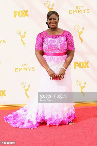Actress Retta attends the 67th Annual Primetime Emmy Awards at Microsoft Theater on September 20, 2015 in Los Angeles, California.