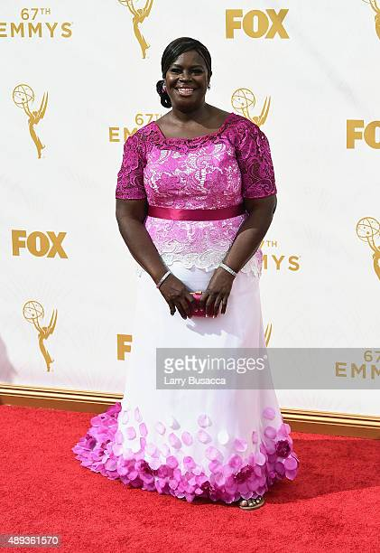 Actress Retta attends the 67th Annual Primetime Emmy Awards at Microsoft Theater on September 20 2015 in Los Angeles California