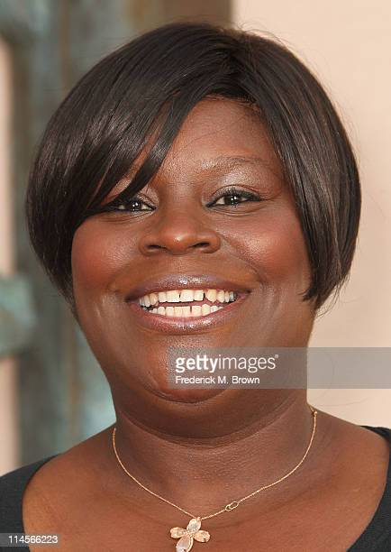 Actress Retta attends the Emmy Screening for NBC's Parks and Recreation at the Leonard H Goldenson Theatre on May 23 2011 in North Hollywood...