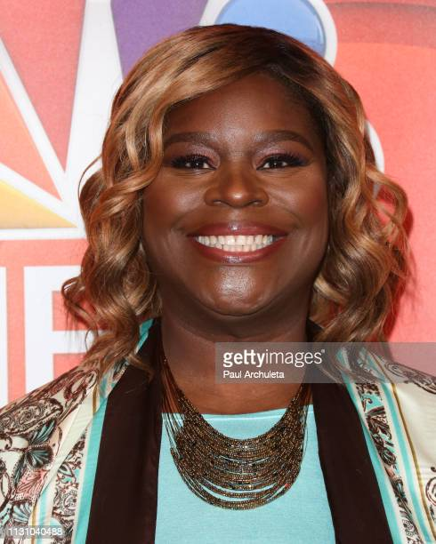 Actress Retta attends the NBC's Los Angeles mid-season press junket at NBC Universal Lot on February 20, 2019 in Universal City, California.