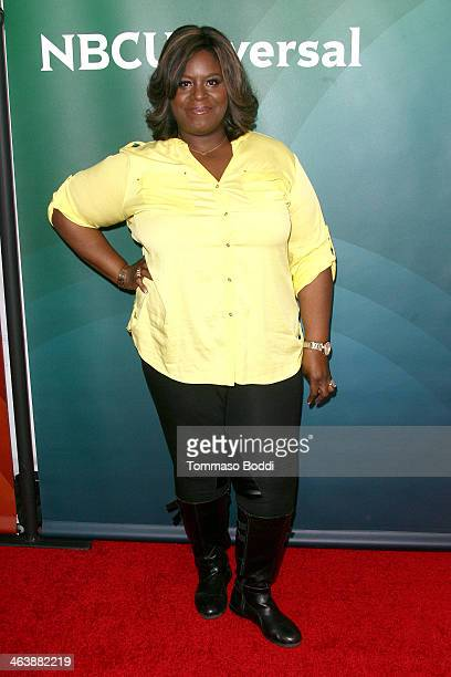 Actress Retta attends the NBC/Universal 2014 TCA Winter Press Tour held at The Langham Huntington Hotel and Spa on January 19, 2014 in Pasadena,...