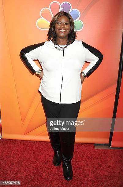 Actress Retta attends the NBCUniversal 2015 Press Tour at the Langham Huntington Hotel on January 16 2015 in Pasadena California