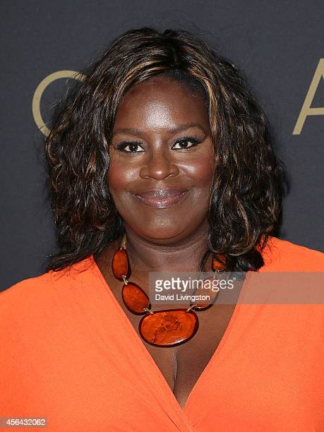 Actress Retta attends the LA Philharmonic's Walt Disney Concert Hall Opening Night Concert and Gala at Walt Disney Concert Hall on September 30, 2014...
