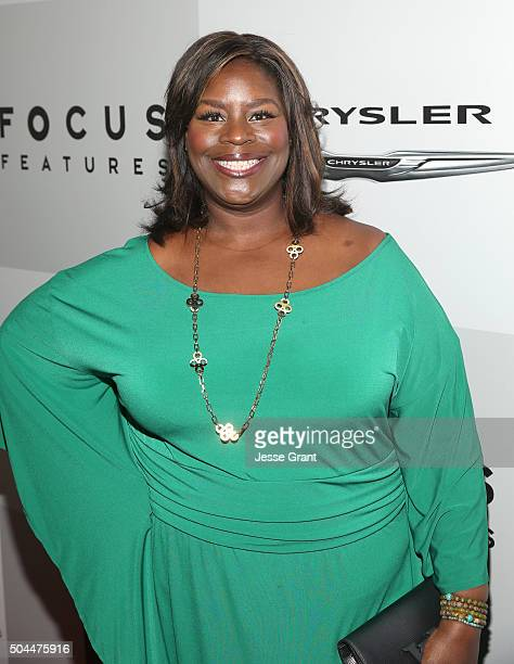 Actress Retta attends Universal, NBC, Focus Features and E! Entertainment Golden Globe Awards After Party sponsored by Chrysler at The Beverly Hilton...