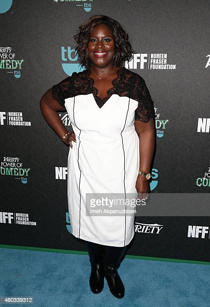 Actress Retta attends Variety's 5th annual Power of Comedy presented by TBS benefiting the Noreen Fraser Foundation at The Belasco Theater on...