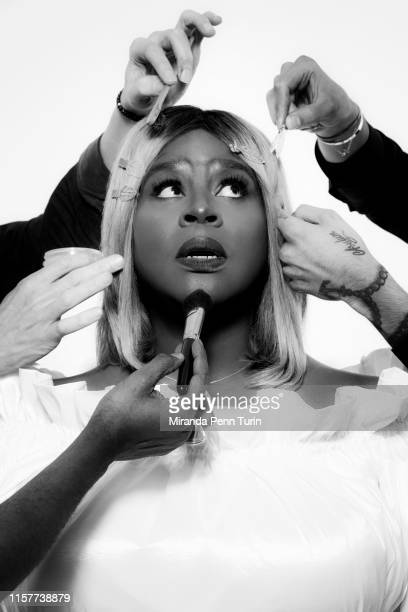 Actress Retta is photographed for Emmy Magazine on March 15 2019 in Los Angeles California PUBLISHED IMAGE