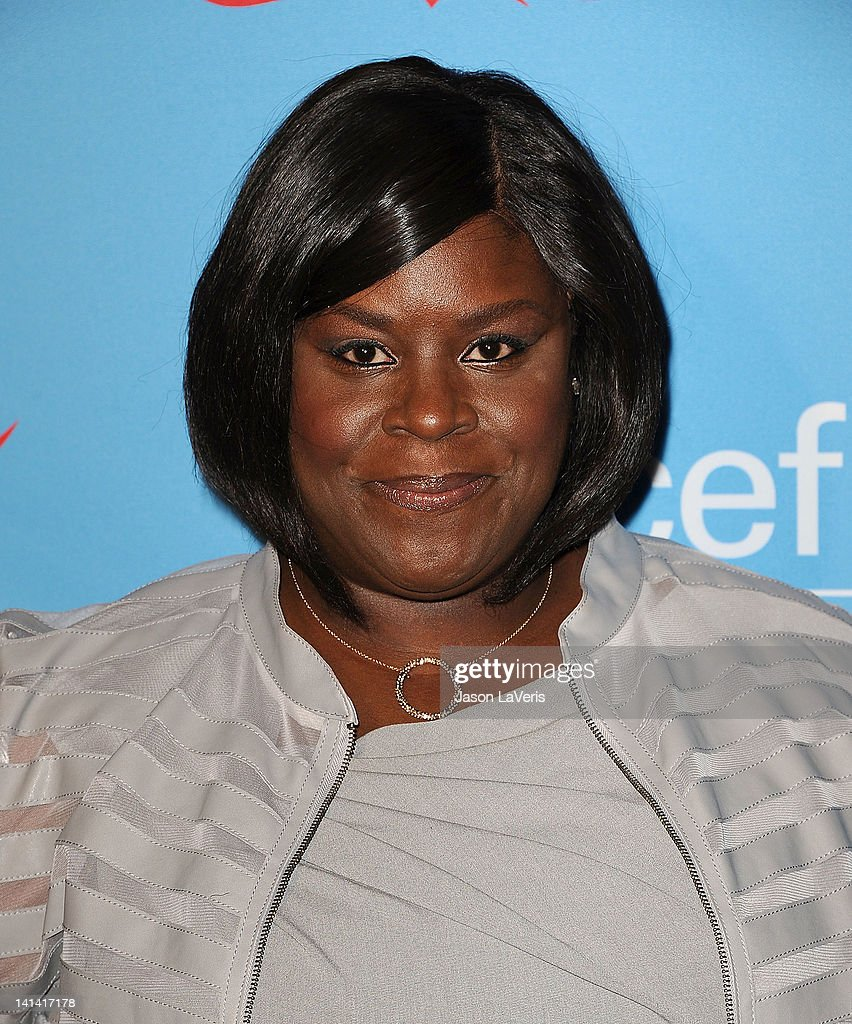 Actress Retta Sirleaf attends the UNICEF 'Playlist With The A-List' celebrity karaoke benefit at El Rey Theatre on March 15, 2012 in Los Angeles, California.