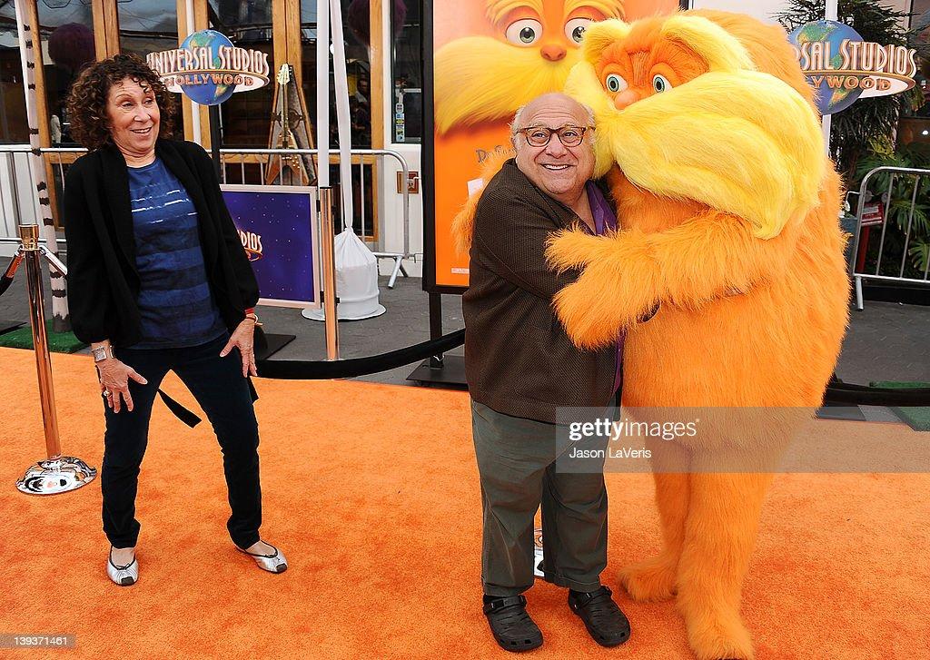 """""""Dr. Seuss' The Lorax"""" - Los Angeles Premiere - Arrivals : News Photo"""