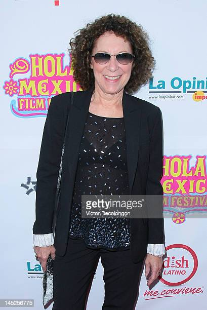 Actress Rhea Perlman arrives for the 2012 Hola Mexico Film Festival Opening Night at The Ricardo Montalban Theatre on May 24 2012 in Hollywood...