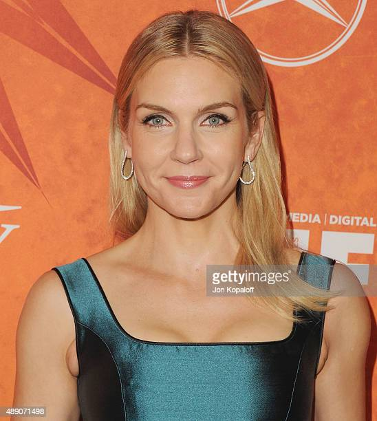 Actress Rhea Seehorn arrives at the Variety And Women In Film Annual Pre-Emmy Celebration at Gracias Madre on September 18, 2015 in West Hollywood,...