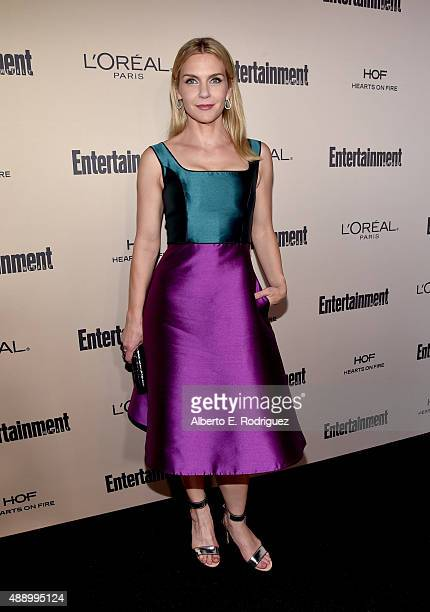 Actress Rhea Seehorn attends the 2015 Entertainment Weekly Pre-Emmy Party at Fig & Olive Melrose Place on September 18, 2015 in West Hollywood,...