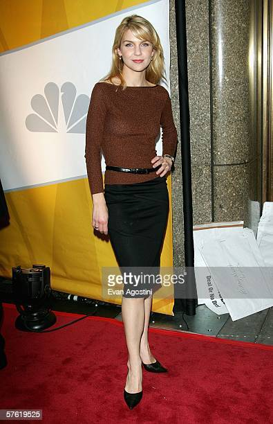 Actress Rhea Seehorn attends the NBC Primetime Preview 20062007 at Radio City Music Hall on May 15 2005 in New York City