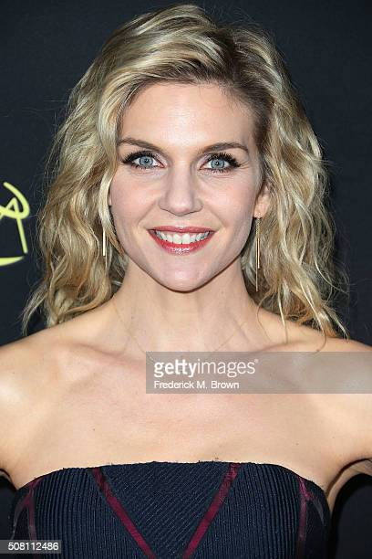 Actress Rhea Seehorn attends the Premiere of AMC's Better Call Saul Season 2 at the ArcLight Cinemas on February 2 2016 in Culver City California
