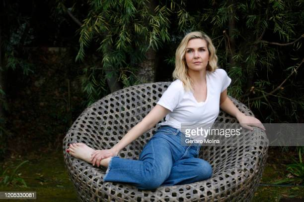 Actress Rhea Seehorn is photographed for Los Angeles Times on February 5 2020 in Los Angeles California PUBLISHED IMAGE CREDIT MUST READ Genaro...