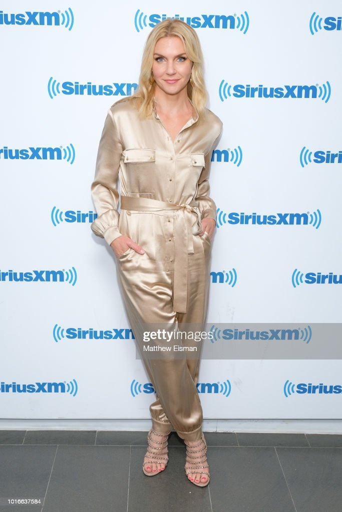 Celebrities Visit SiriusXM - August 14, 2018 : News Photo