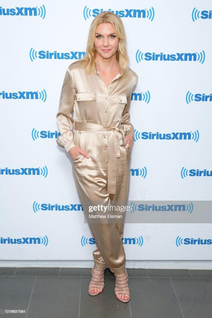 Celebrities Visit SiriusXM - August 14, 2018