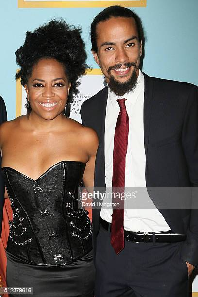 Actress Rhonda Ross Kendrick and Ross Naess arrive at the Essence 9th Annual Black Women event in Hollywood at the Beverly Wilshire Four Seasons...