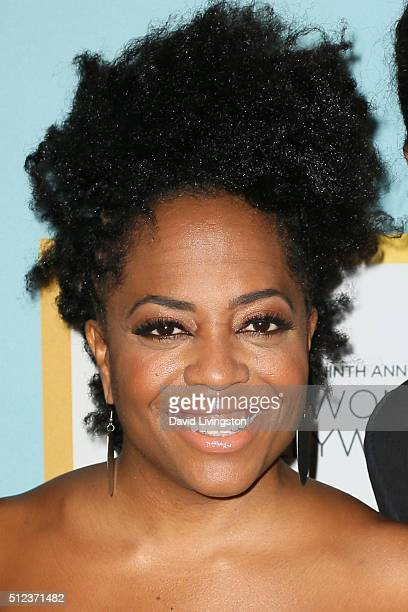 Actress Rhonda Ross Kendrick arrives at the Essence 9th Annual Black Women event in Hollywood at the Beverly Wilshire Four Seasons Hotel on February...