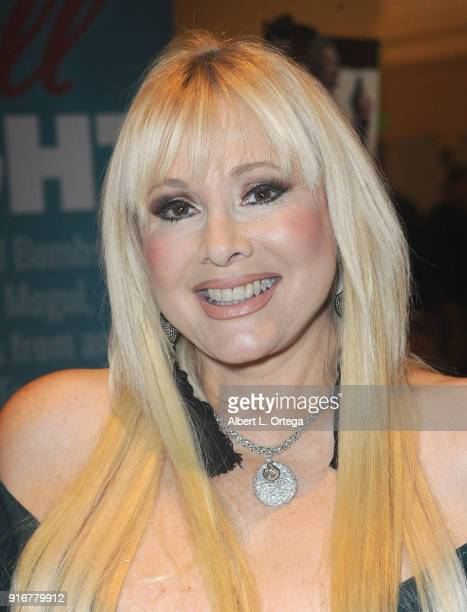 Actress Rhonda Shear attends The Hollywood Show held at Westin LAX Hotel on February 10 2018 in Los Angeles California