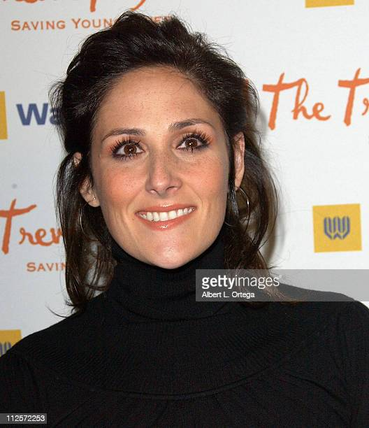 Actress Ricki Lake arrives at Cracked Xmas 10 to benefit The Trevor Project at Wiltern Theater on December 2 2007 in Los Angeles California