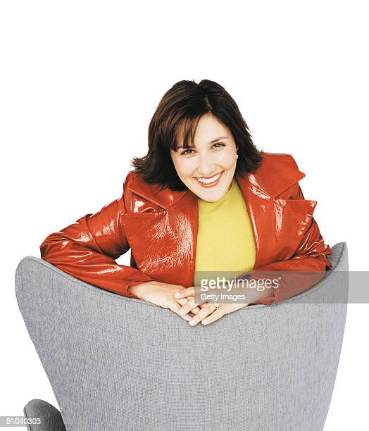 """Actress Ricki Lake Is The Host Of Her Own Daytime Talk Show """"Ricki Lake"""" Which Is In National Syndication And Airs On The United Paramount Network."""