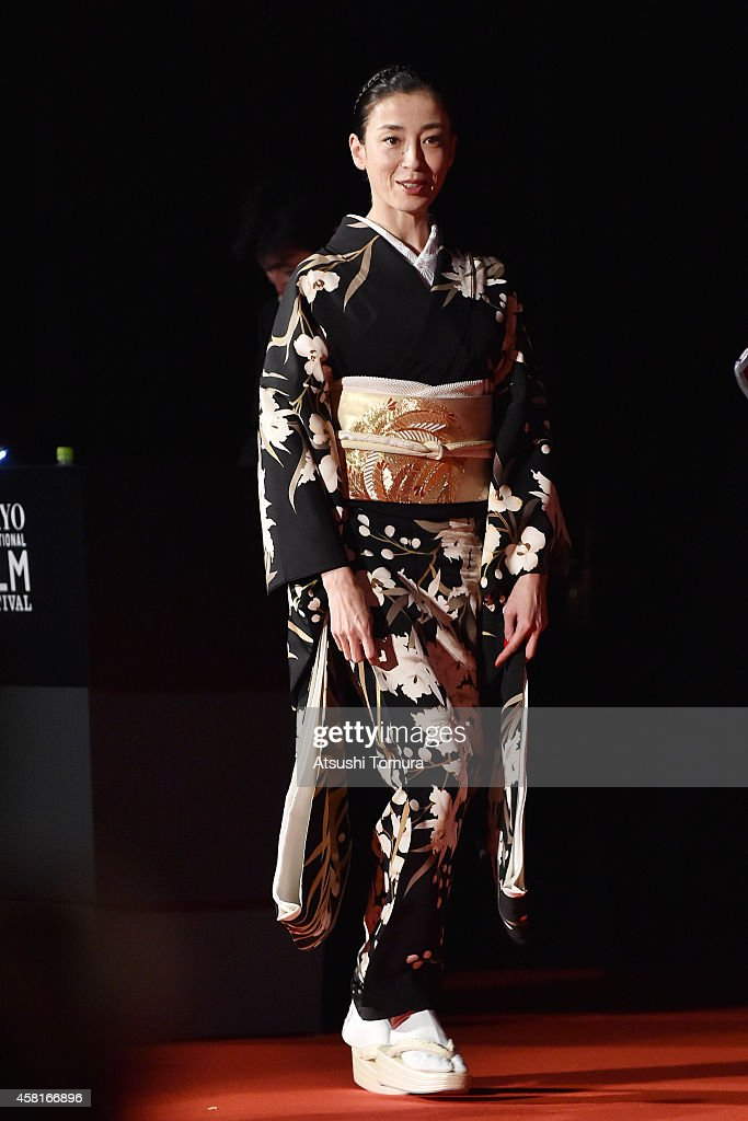Closing Ceremony - The 27th Tokyo International Film Festival : News Photo