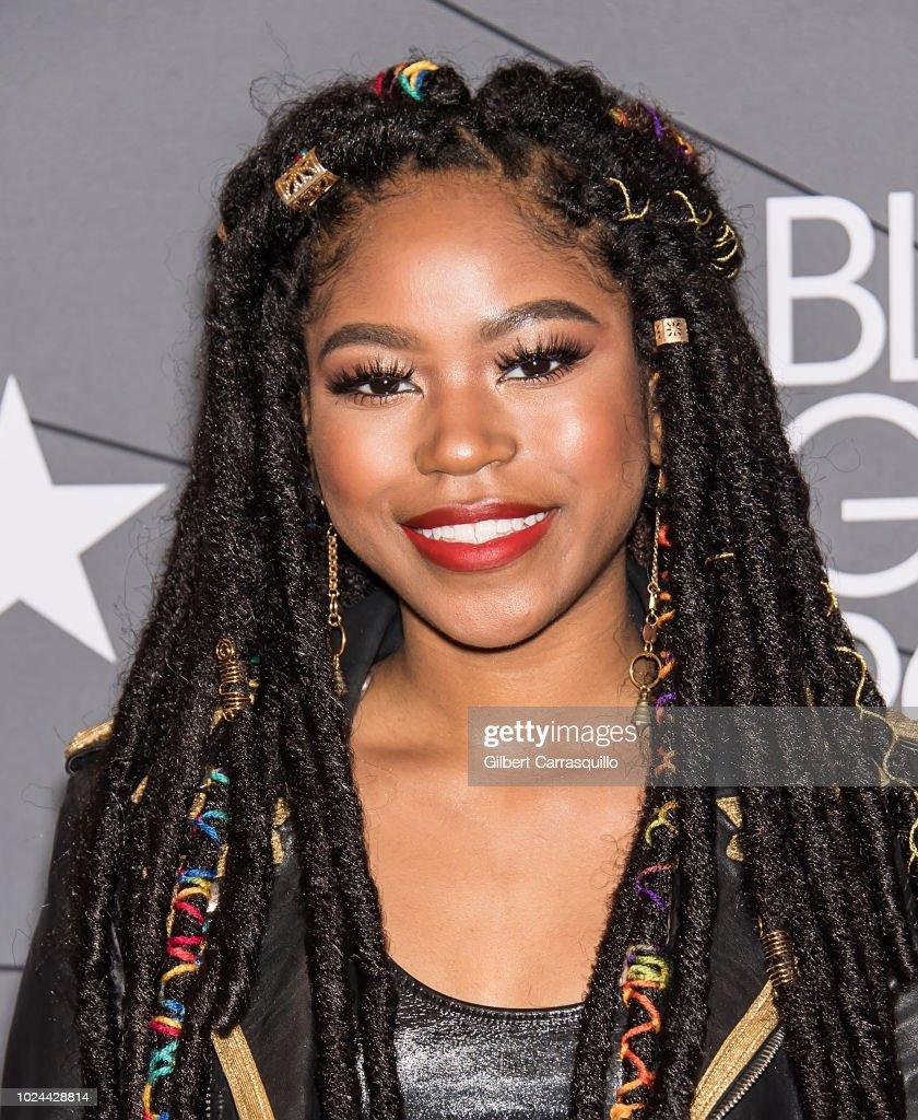 2018 Black Girls Rock! - Arrivals : News Photo