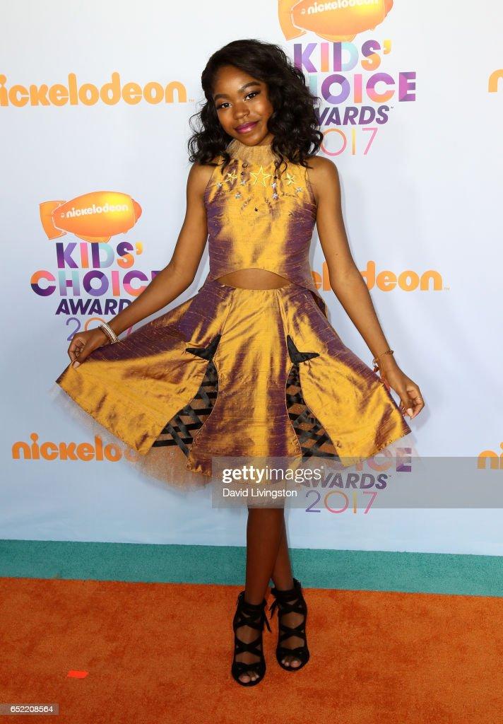 Nickelodeon's 2017 Kids' Choice Awards - Arrivals : News Photo