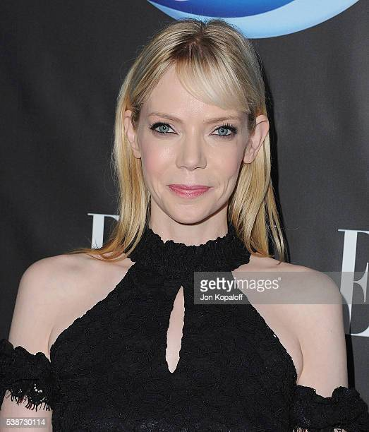 Actress Riki Lindhome arrives at ELLE Hosts Women In Comedy Event With July Cover Stars Leslie Jones Melissa McCarthy Kate McKinnon And Kristen Wiig...