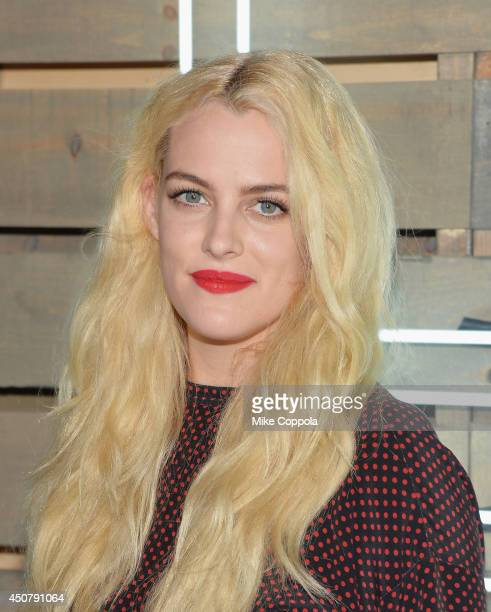 Actress Riley Keough attends the 2014 Summer Party presented by Coach and Friends Of The Highline at The Highline on June 17 2014 in New York City