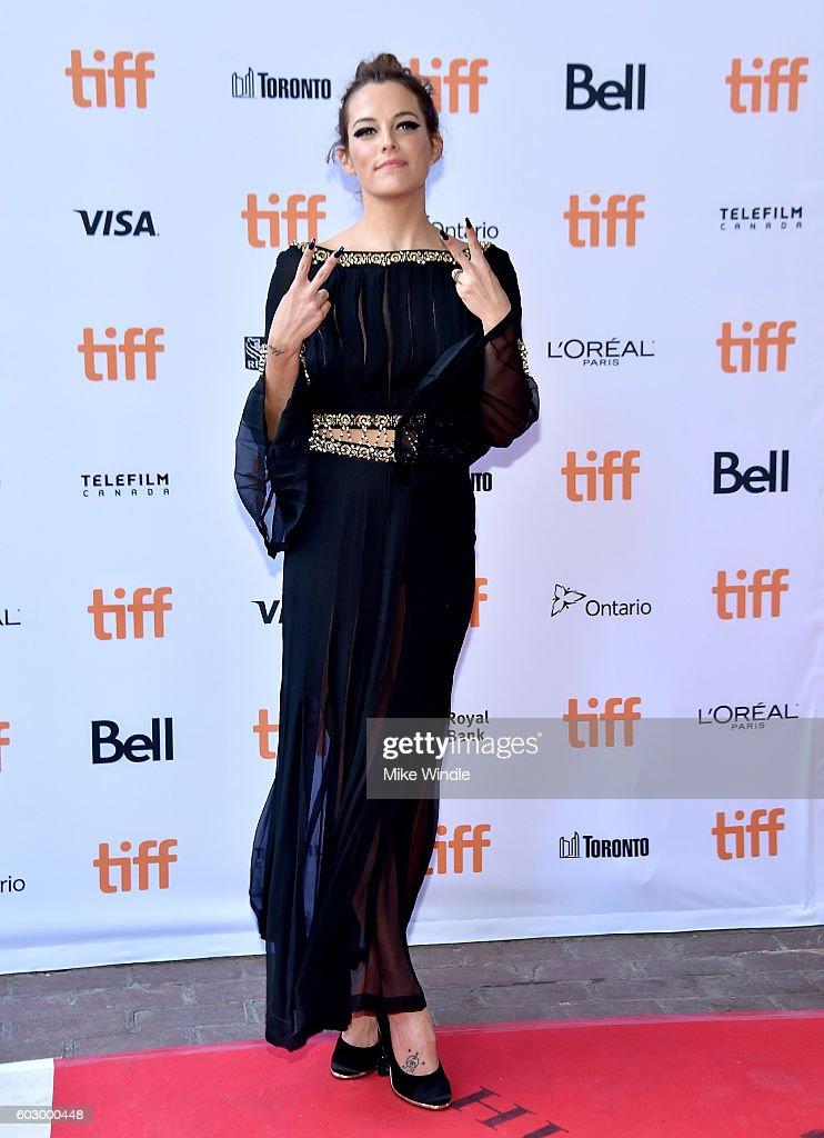 "2016 Toronto International Film Festival - ""American Honey"" Premiere : News Photo"