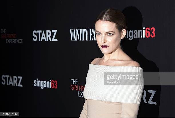 Actress Riley Keough attends The Girlfriend Experience New York Premiere at The Paris Theatre on March 30 2016 in New York City