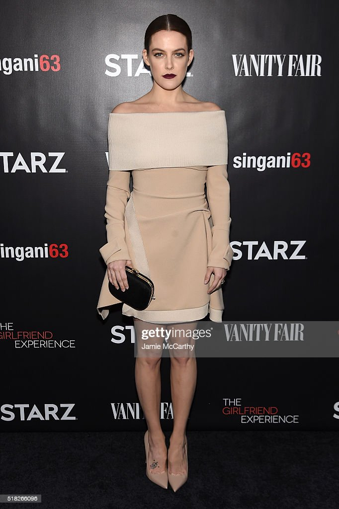 """""""The Girlfriend Experience"""" New York Premiere - Arrivals"""
