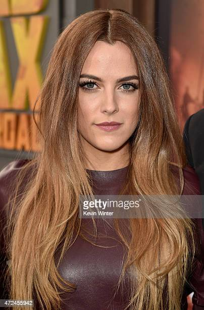Actress Riley Keough attends the premiere of Warner Bros Pictures' Mad Max Fury Road at TCL Chinese Theatre on May 7 2015 in Hollywood California