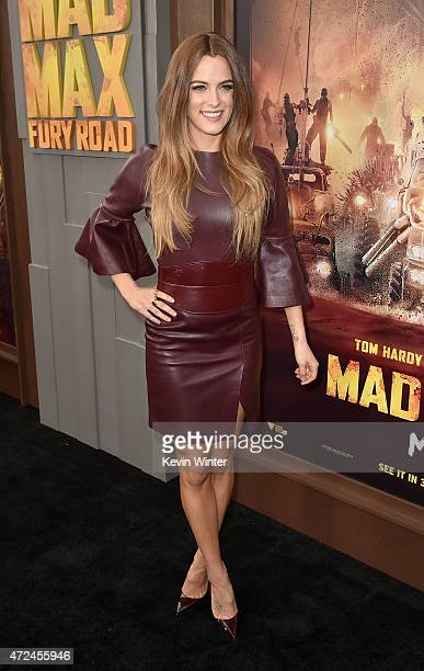 "Actress Riley Keough attends the premiere of Warner Bros. Pictures' ""Mad Max: Fury Road"" at TCL Chinese Theatre on May 7, 2015 in Hollywood,..."
