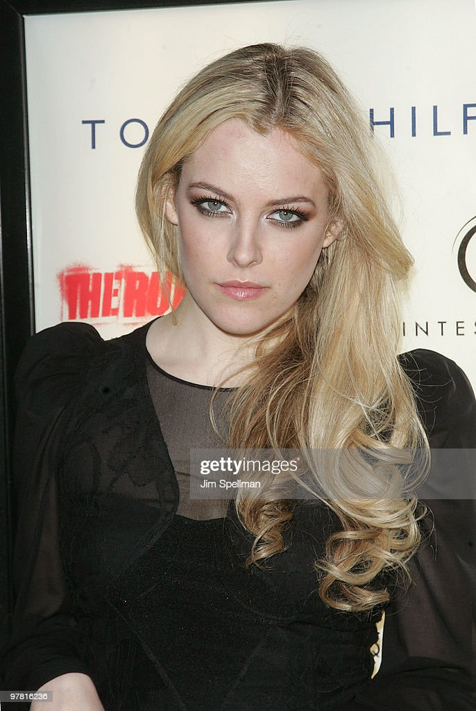Actress Riley Keough attends 'The Runaways' New York premiere at Landmark Sunshine Cinema on March 17, 2010 in New York City.
