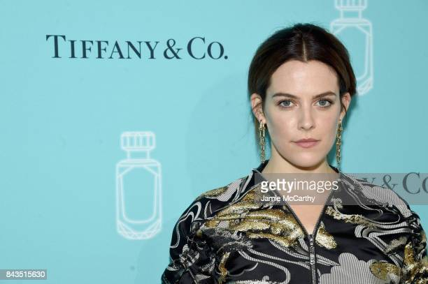 Actress Riley Keough attends the Tiffany Co Fragrance launch event on September 6 2017 in New York City