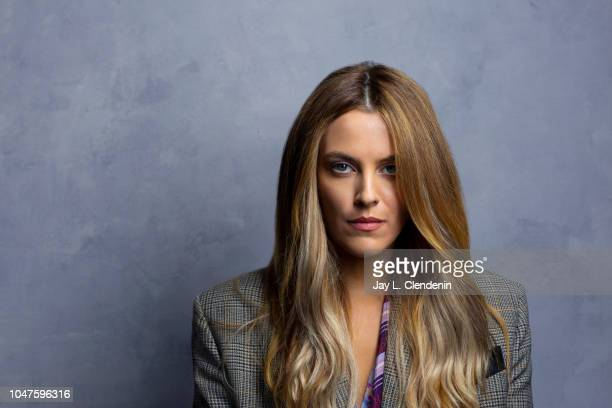 Actress Riley Keough from 'Hold The Dark' is photographed for Los Angeles Times on September 10 2018 in Toronto Ontario PUBLISHED IMAGE CREDIT MUST...