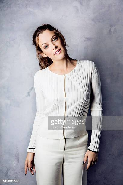 Actress Riley Keough from the film 'American Honey' poses for a portraits at the Toronto International Film Festival for Los Angeles Times on...