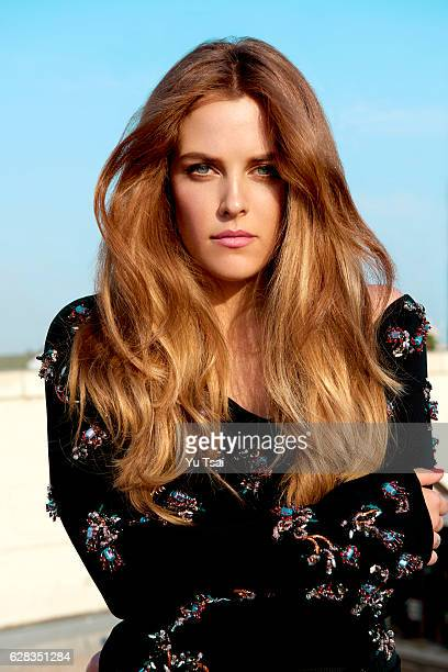 Actress Riley Keough is photographed for Glamour Spain on June 21 2016 in Los Angeles California PUBLISHED IMAGE