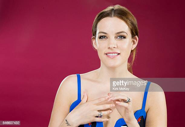 Actress Riley Keough is photographed for Los Angeles Times on June 20 2016 in Los Angeles California PUBLISHED IMAGE CREDIT MUST READ Kirk McKoy/Los...