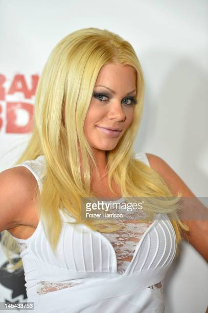 Actress Riley Steele arrives at the Premiere of Dimension Films' Piranha 3DD at The Mann Chinese 6 on May 29 2012 in Los Angeles California