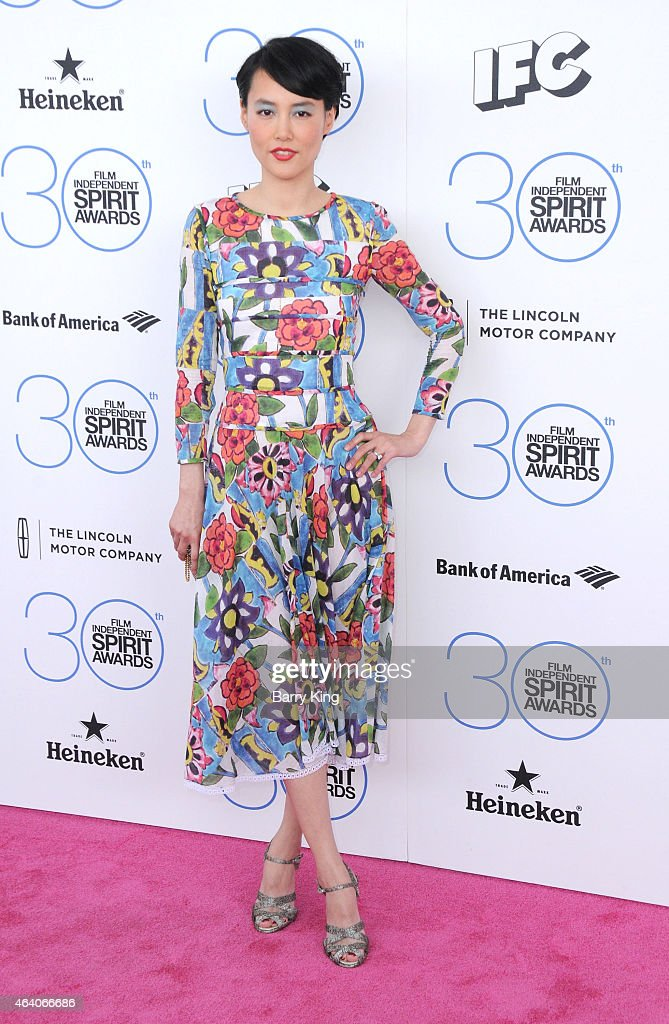 2015 Film Independent Spirit Awards - Arrivals : News Photo