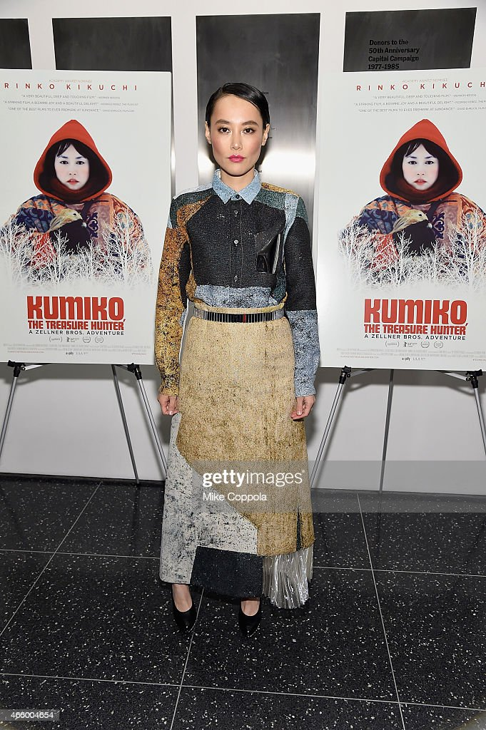"""Amplify Releasing With The Cinema Society Host A Screening Of """"Kumiko: The Treasure Hunter"""" - Arrivals"""