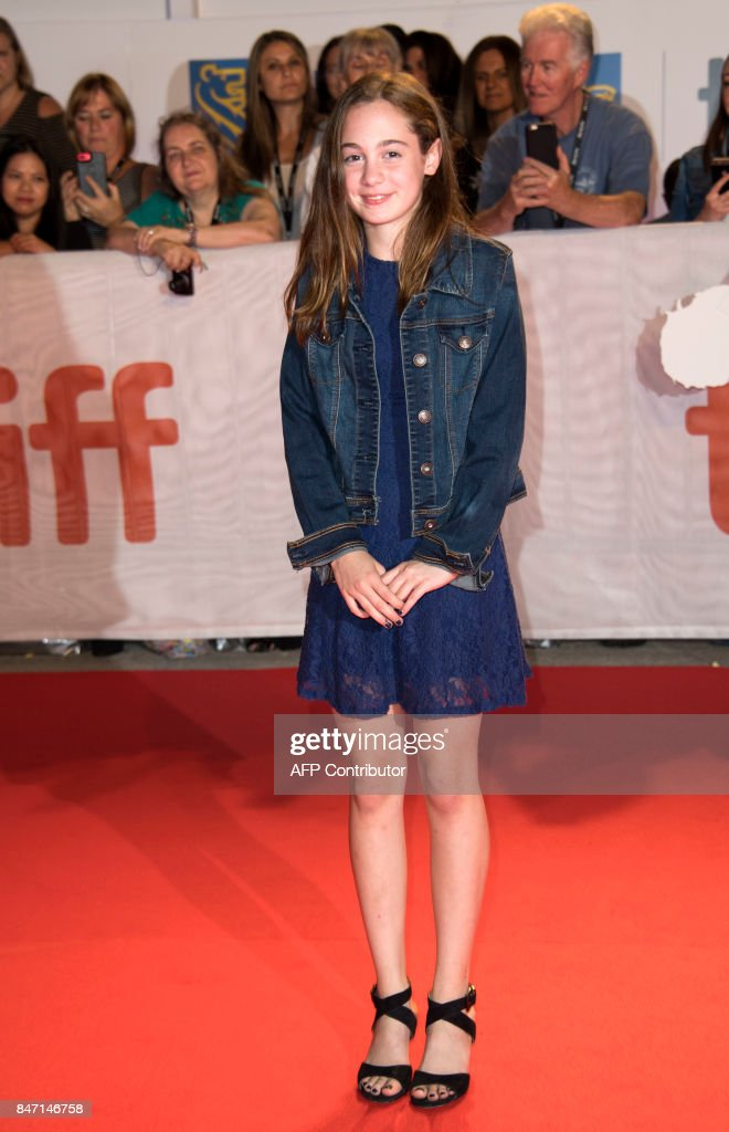 Actress Ripley Sobo attends the premiere of 'Three Christs' during the 2017 Toronto International Film Festival September 14, 2017, in Toronto, Ontario. /